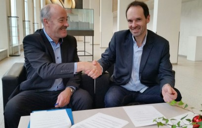 Cooperation agreement between UNIS and NPI