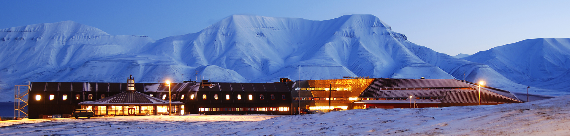UNIS/Svalbard Science Centre, Longyearbyen.