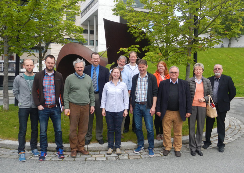 First SITRA meeting Trondheim 2015