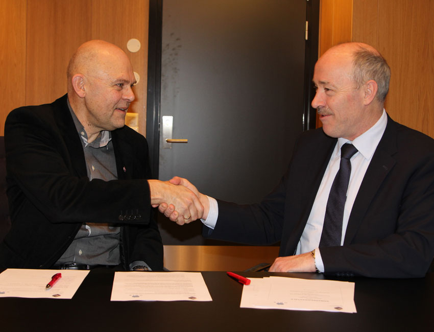 UNIS and Bergen University College strike a deal