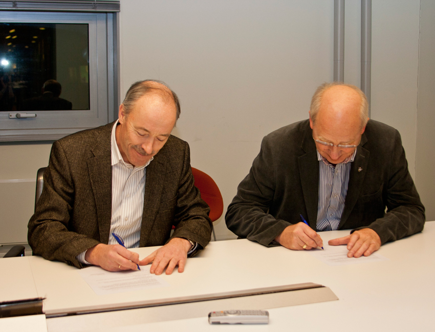 Closer cooperation between UNIS and IMR