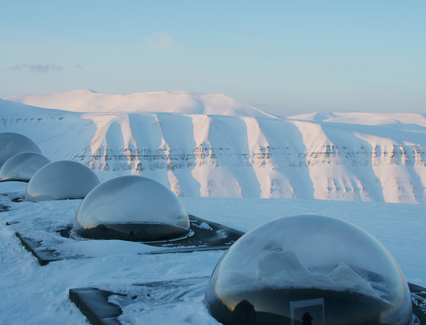 Kick-off for Svalbard Arctic Earth Observing System (SIOS)
