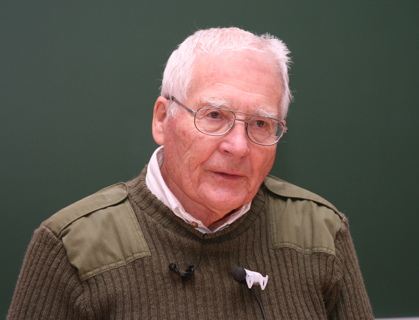 James Lovelock: Earth is setting the agenda for climate change