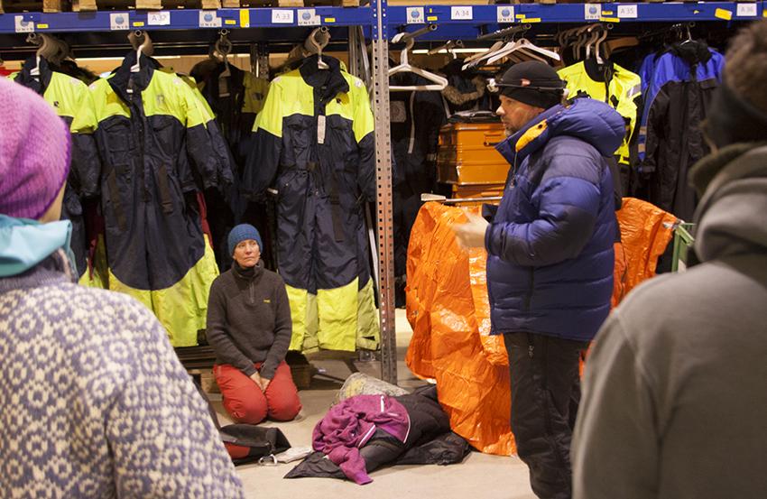 Photo: Inger Lise Næss/UNIS