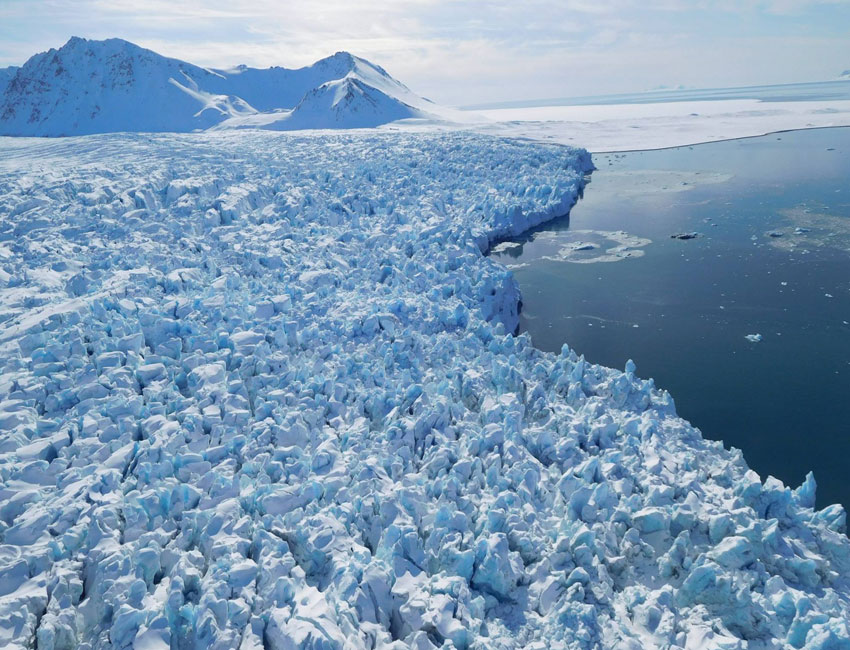 Featured image for 'Solving the mystery of surging glaciers'