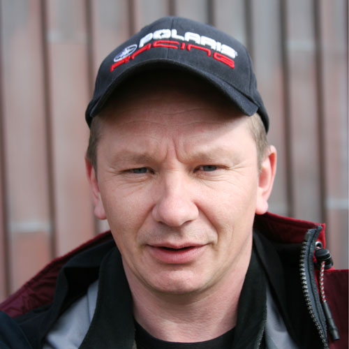 Kåre Johansen. Photo: UNIS