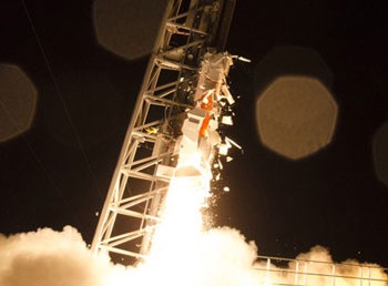 Featured image for 'UNIS Students are 'go' for Rocket Launch'
