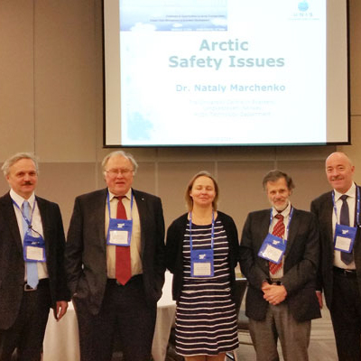 """The """"Warming of the North"""" conference, Ottawa"""
