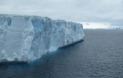 The final act for Larsen B Ice Shelf in Antarctica?
