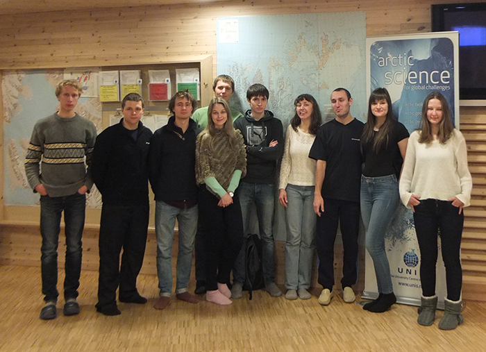 SITRA Russian Students Autumn 2015