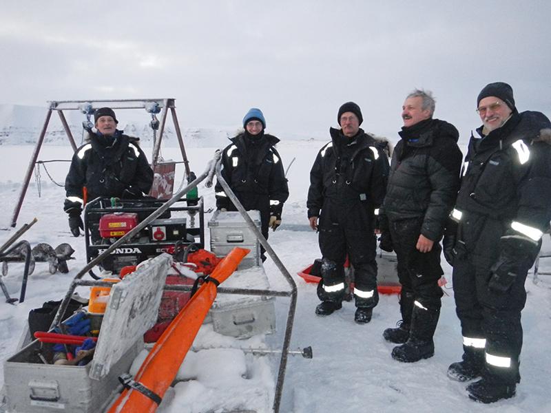 SITRA fieldwork November 2015