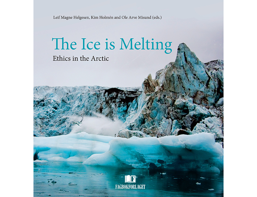 Featured image for 'The Ice is Melting – Ethics in the Arctic'