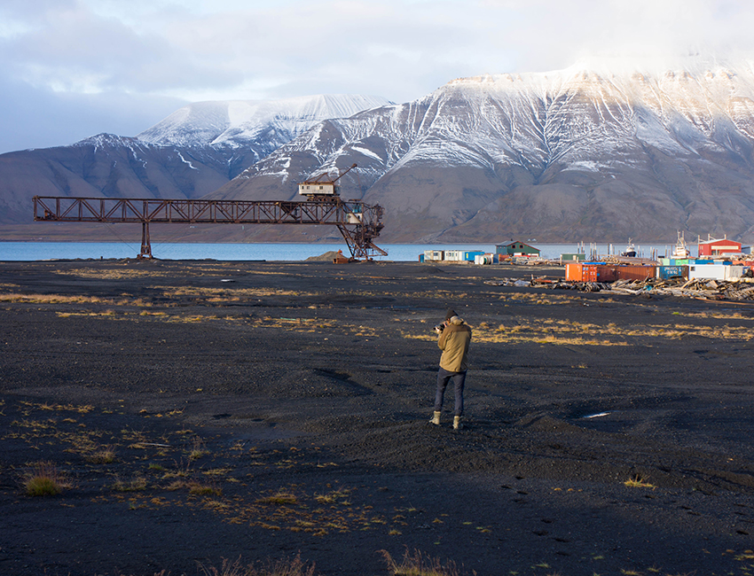 Exhibition: Longyearbyen as a place and Svalbard as a fluid territory
