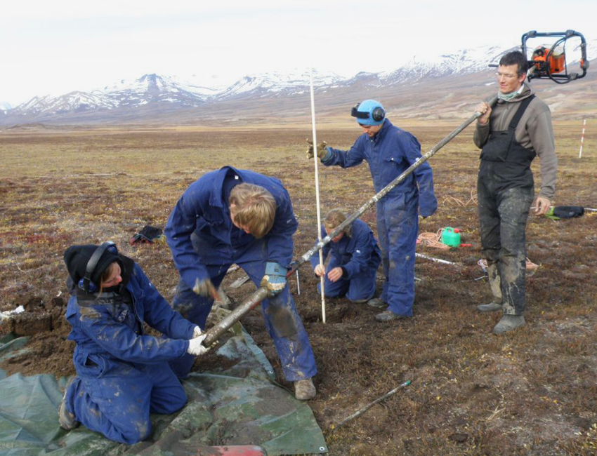 New knowledge about permafrost improving climate models