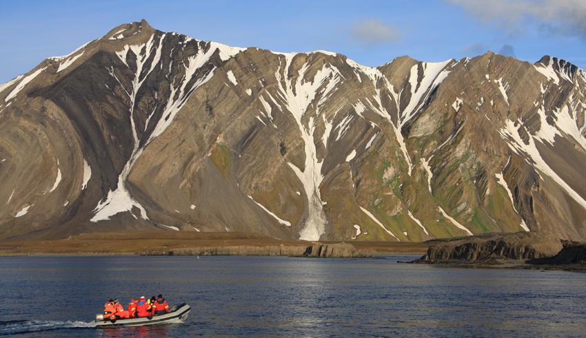 Midterhuken Svalbard