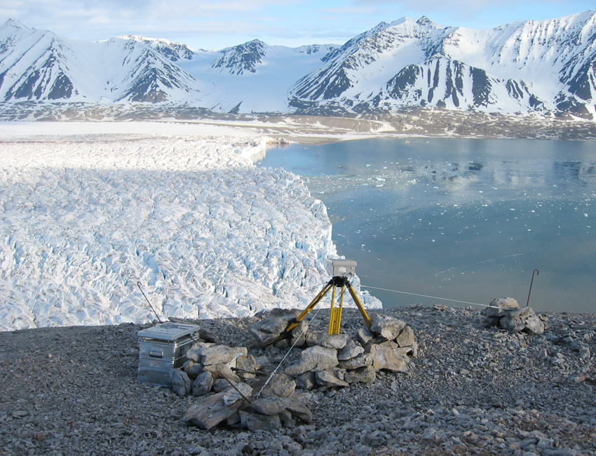 New knowledge about surging glaciers