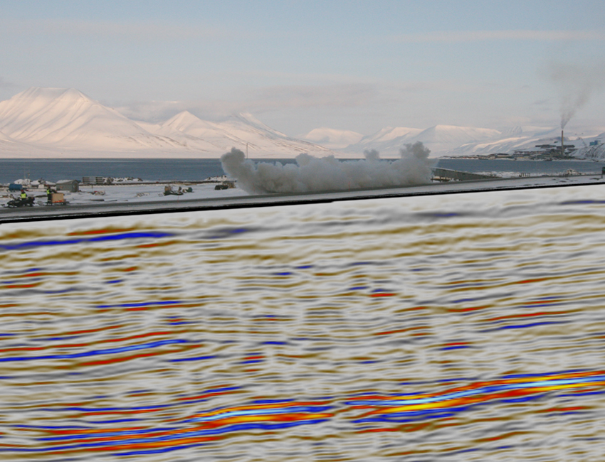 Geophysical investigations of Svalbard reservoirs