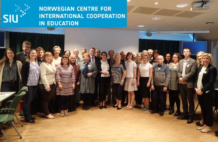 SIU seminar participants in Oslo, May 2016