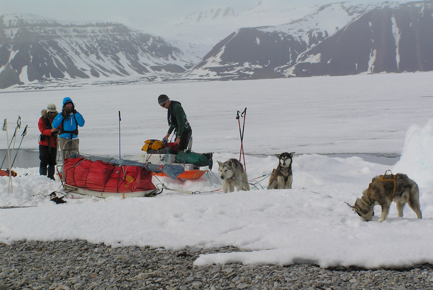 Billefjorden, Svalbard