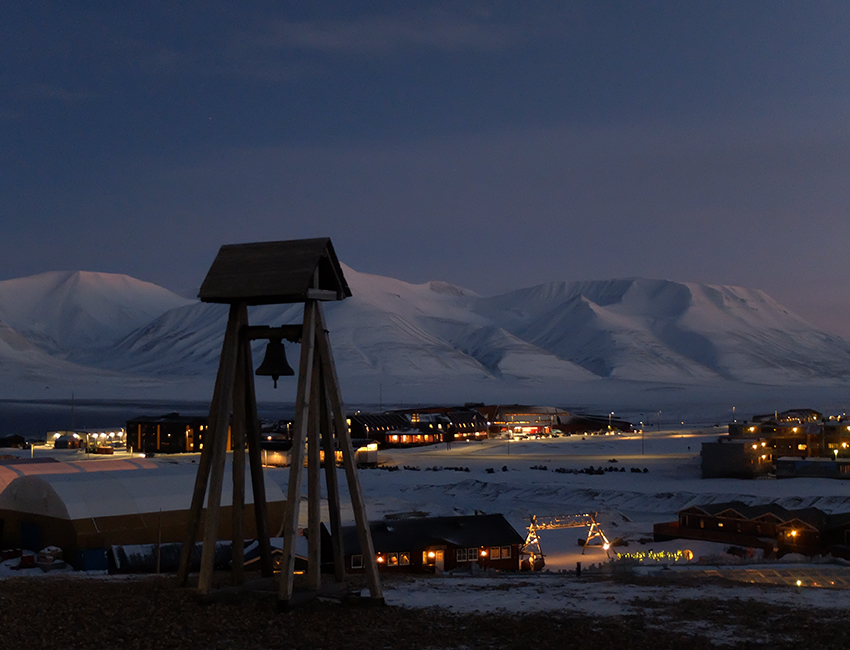 Dialogue Café: Communication between science and Longyearbyen local community