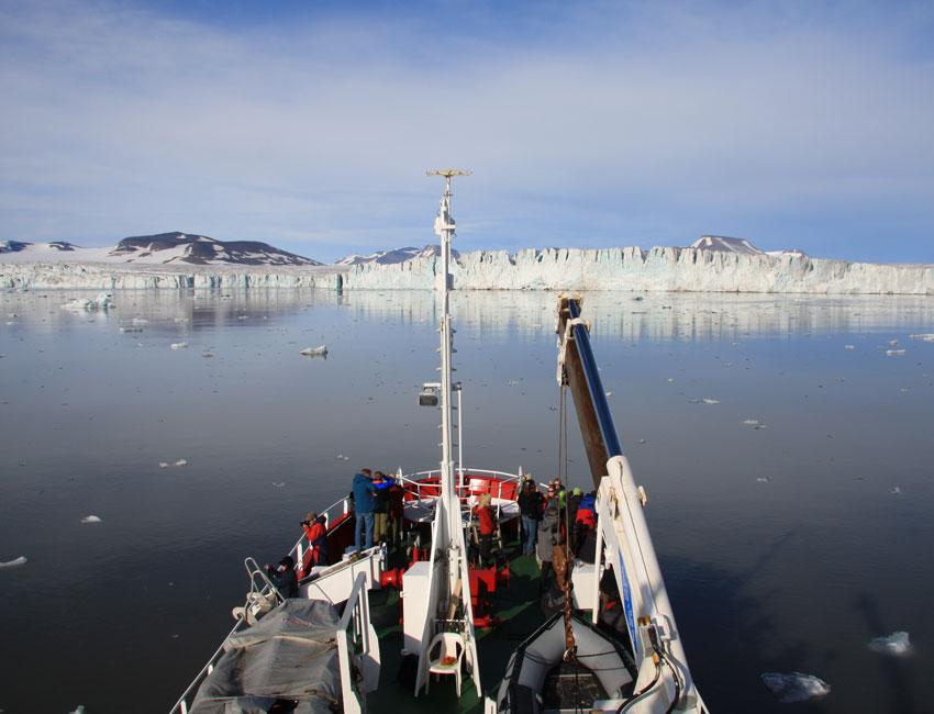 Storbreen, Hornsund, Svalbard