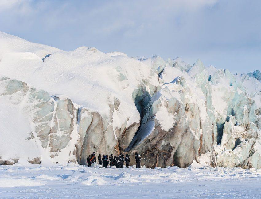 TunabreenTempelfjorden Svalbard