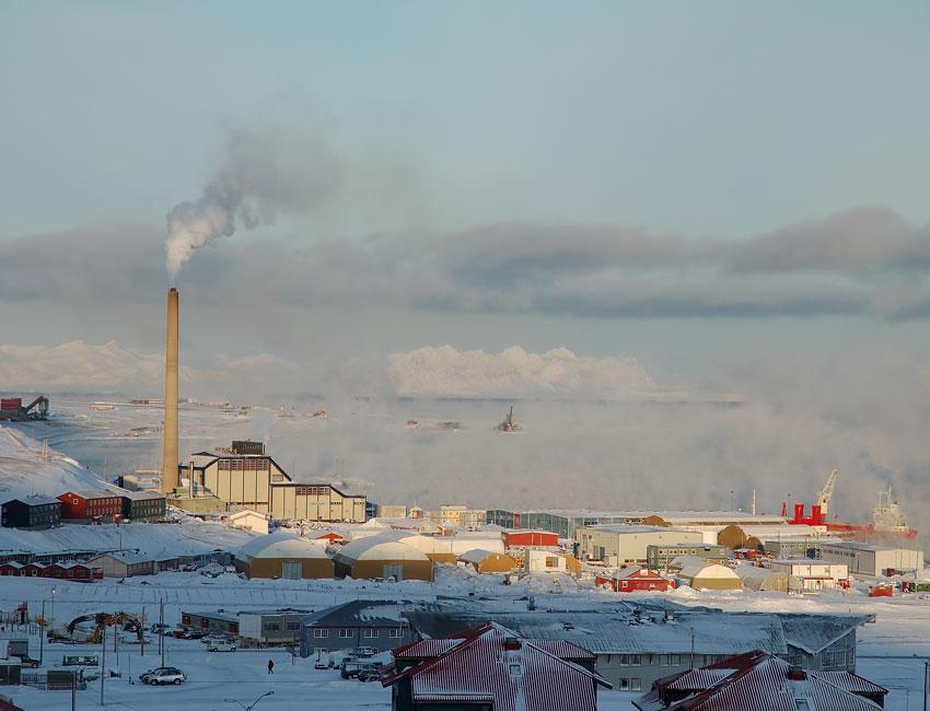 Longyearbyen Svalbard 2007