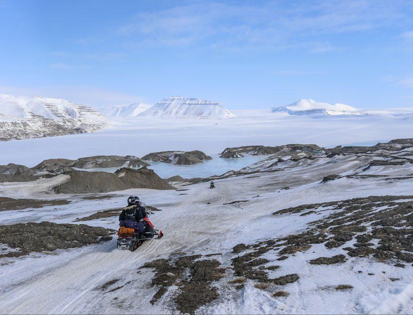 Sassendalen Svalbard