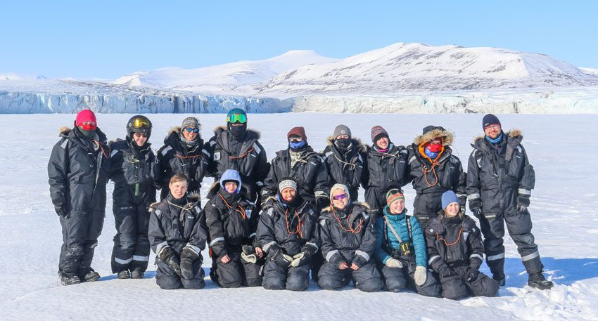 Mohnbukta Svalbard
