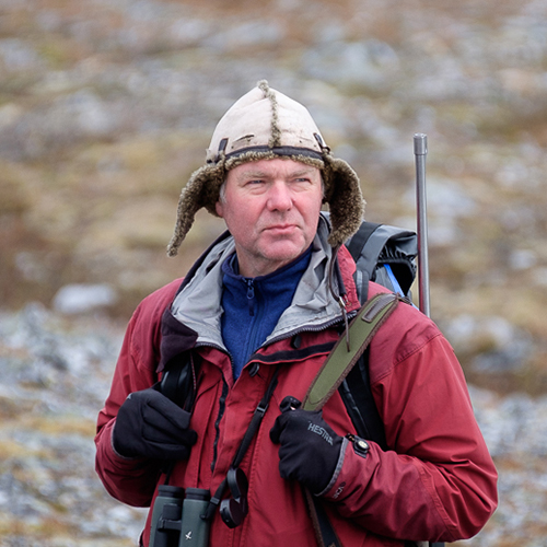 Bjørn Munro Jenssen. Photo: Eirik Berger