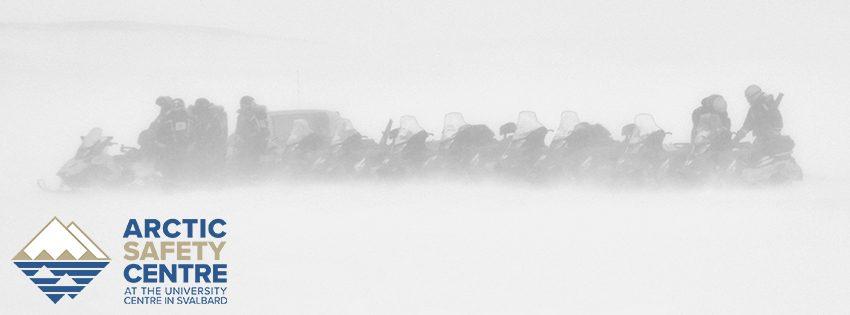 Field excursion AGF-212, March 2012. Photo: Jacob Abermann/UNIS