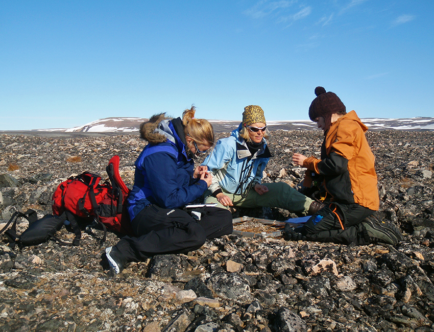Funding for new high-arctic, interdisciplinary field laboratory