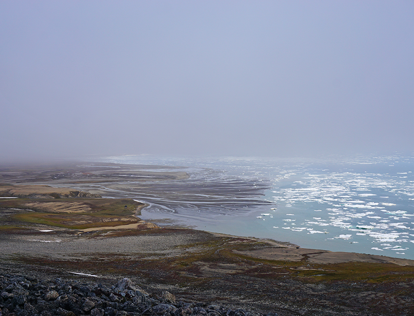Geological investigation of high-Arctic fjord-valleys