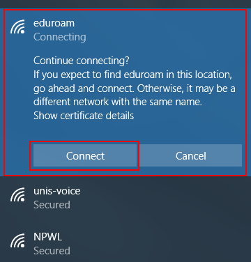 windows 10 and wifi connection problems