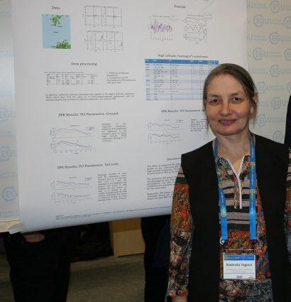 Dr Nadezda Yagova (IPE).