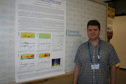 Dr Vladimir Behlakovsy (IPE/PGI).