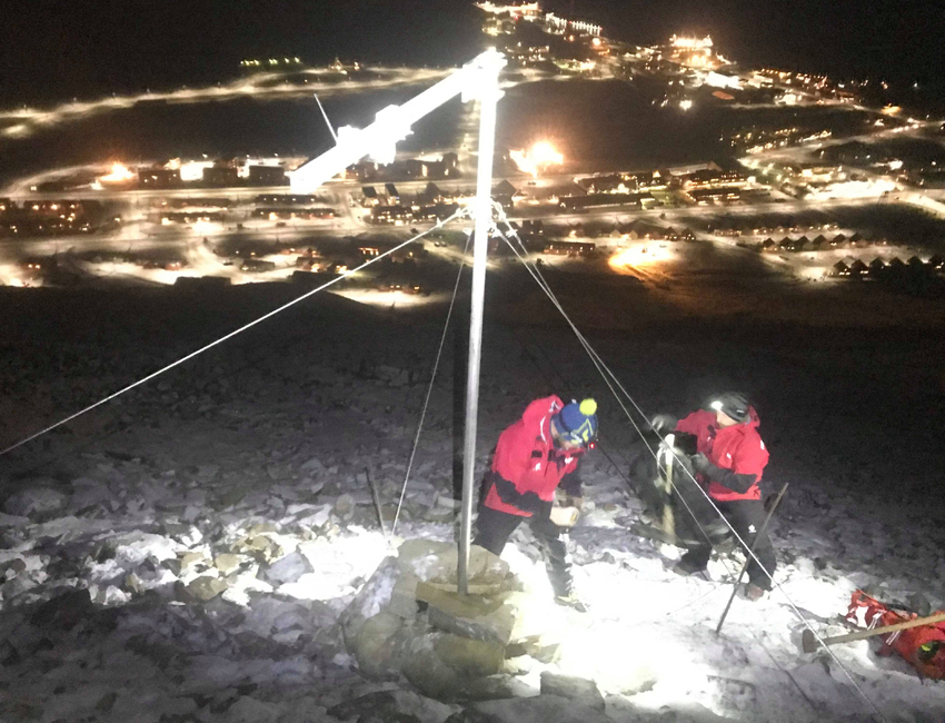 Featured image for 'Better avalanche warnings in and around Longyearbyen'