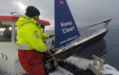 Marine drones on Svalbard