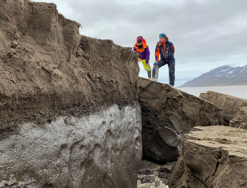 UNIS launches permafrost course