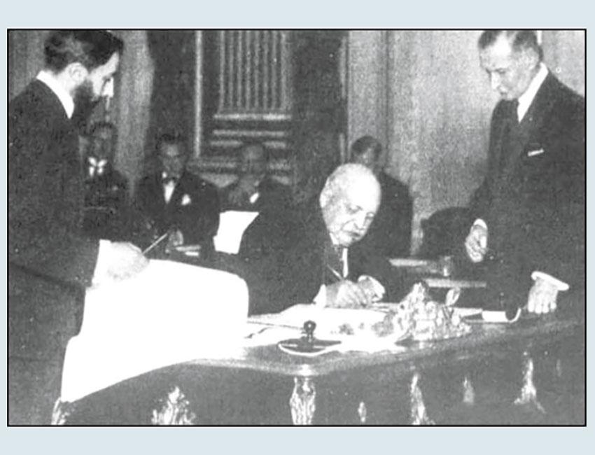 The Svalbard Treaty 100 years