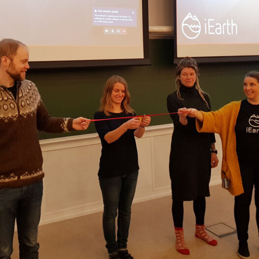 Featured image for: iEarth Centre of Excellence in Education formally opened