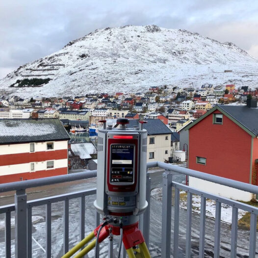 Featured image for: Snow sensor project exported to the mainland