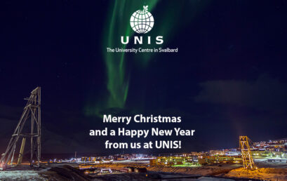 Featured image for 'Happy holidays from UNIS!'