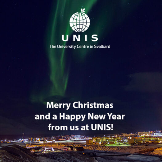 Featured image for: Happy holidays from UNIS!