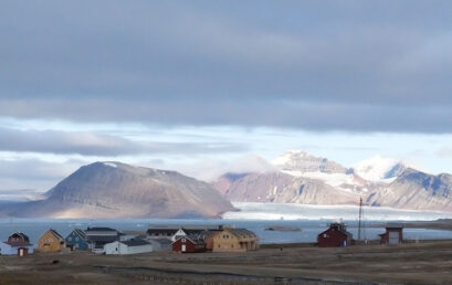 Featured image for 'Found traces of antidepressants and painkillers in crustaceans on Svalbard'