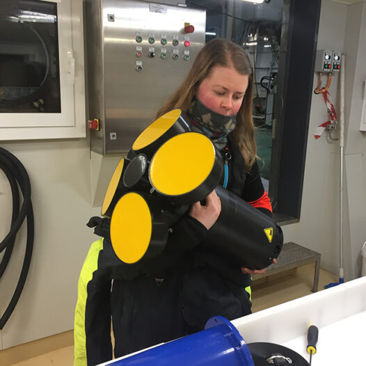 Featured image for: Women in Science: Investigating the Barents Sea