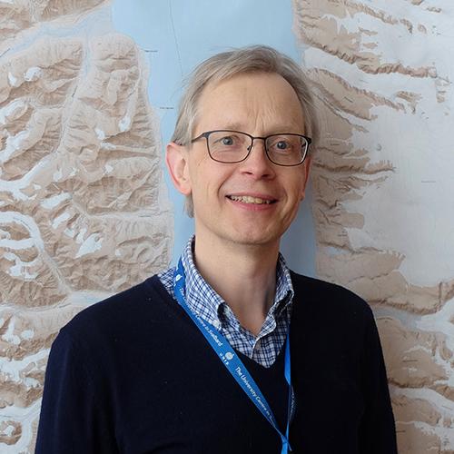 UNIS director Jøran Moen.