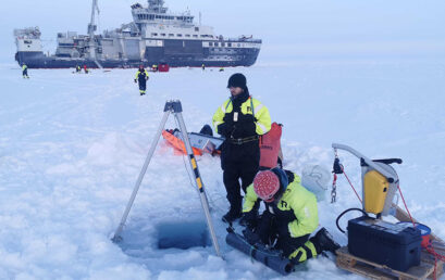 Featured image for 'Nansen Legacy project blog: The hunt for the hidden life in water'