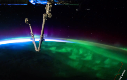 Featured image for 'Pulsating aurora: A possible threat to ozone'