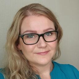 PhD candidate Hanna Rósa Hjálmarsdóttir
